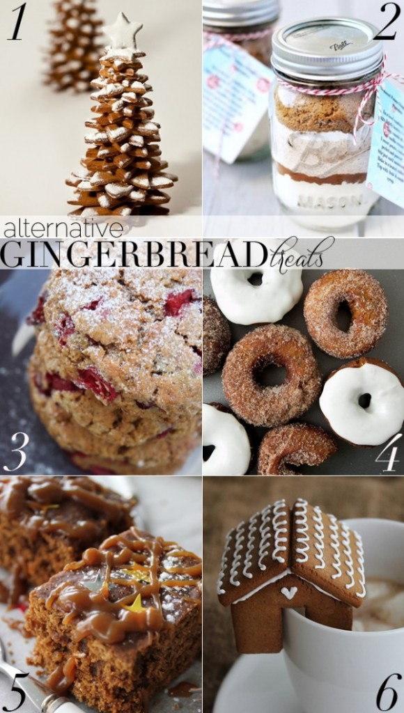 gingerbread treats