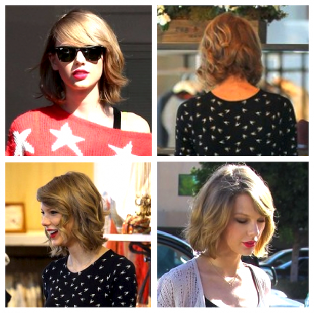 taylor swifts new haircut